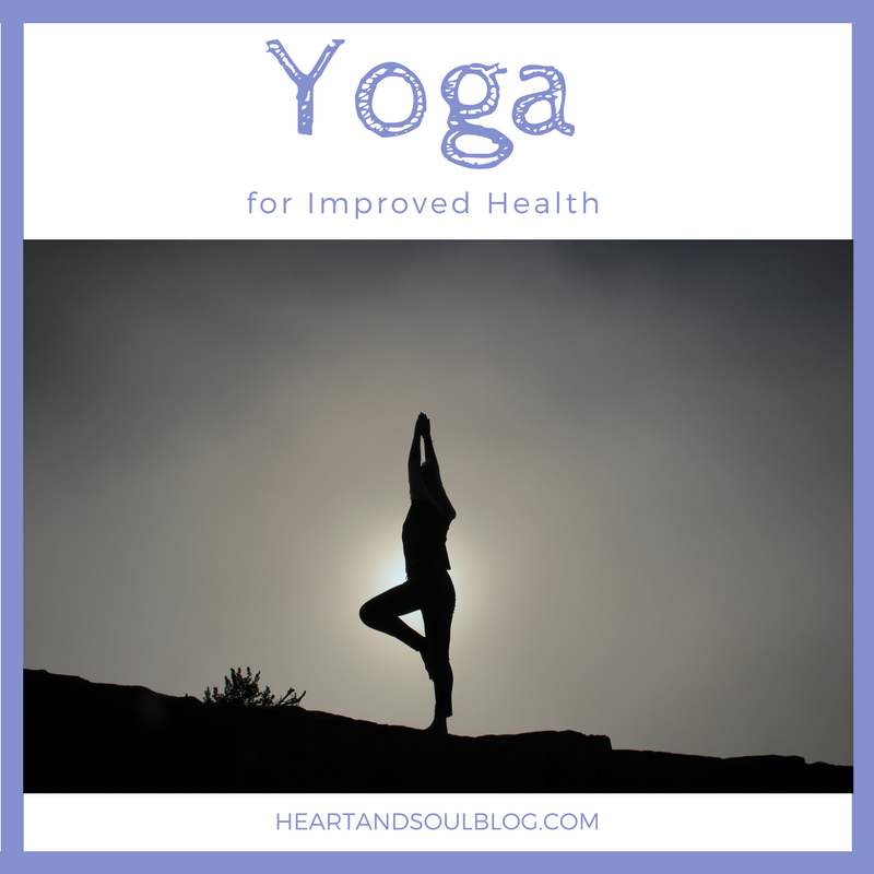 Yoga for Improved Health thumbnail image