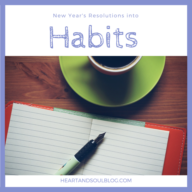 New Year's Resolutions into Habits thumbnail image