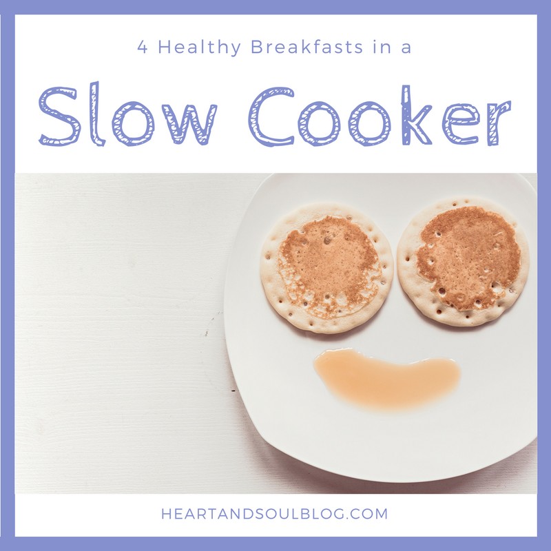 4 Healthy Slow Cooker Breakfasts thumbnail image