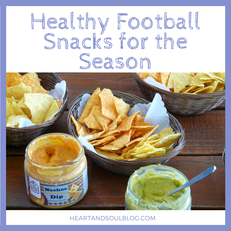 Healthy Football Snacks for the Season thumbnail image