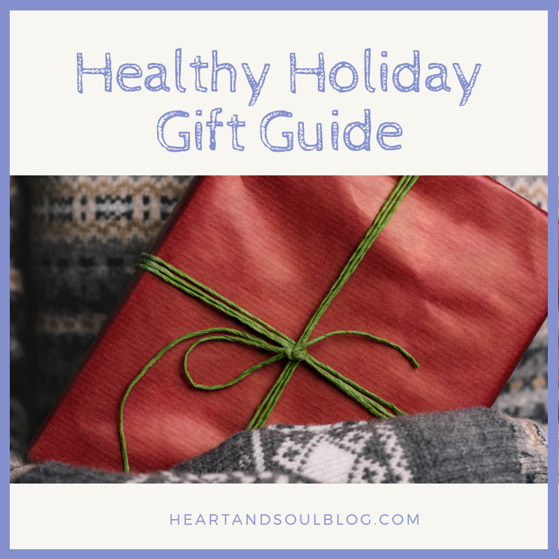Healthy Holiday Gift Guide thumbnail image
