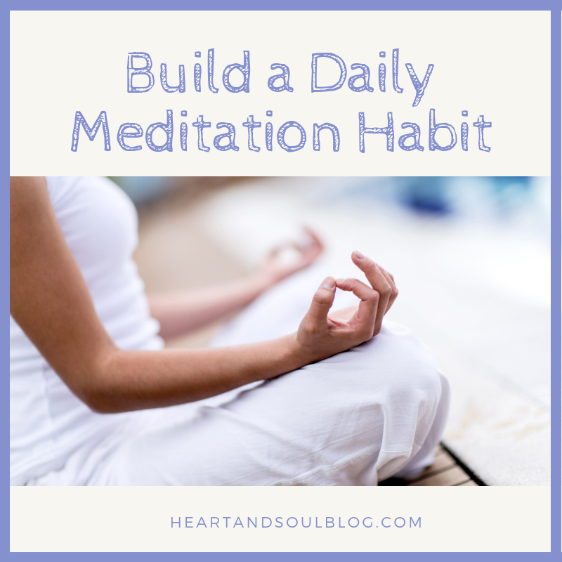 Build a Daily Meditation Habit thumbnail image