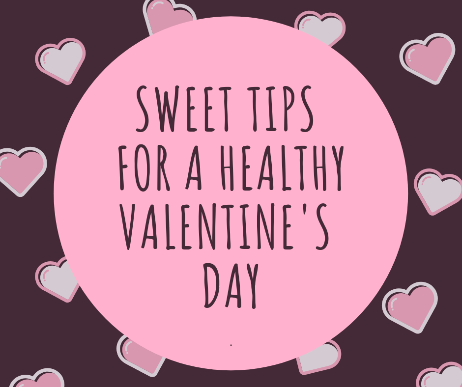 Sweet Tips for a Healthy Valentine's Day thumbnail image