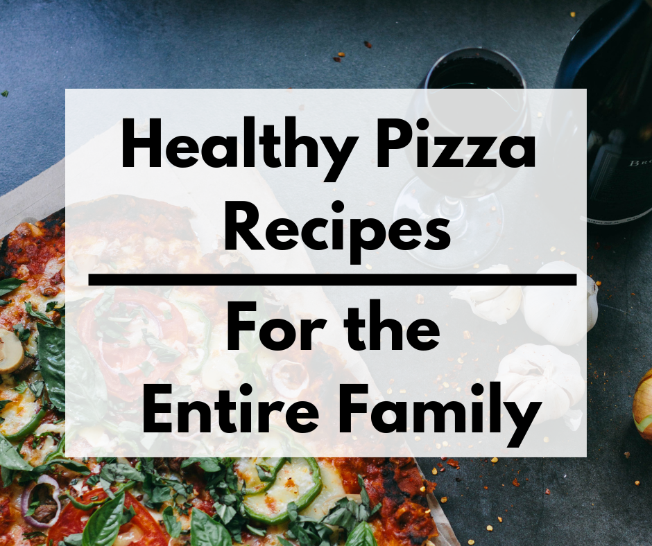Healthy Pizza Recipes for the Entire Family thumbnail image