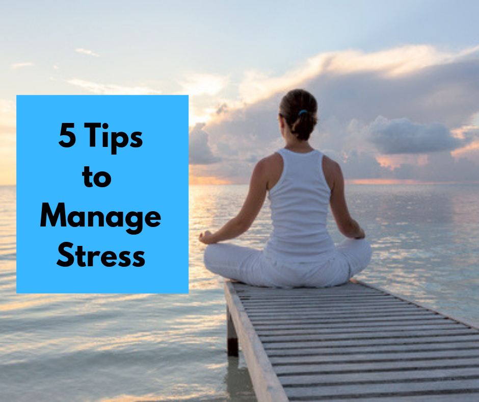 5 Tips to Manage Stress thumbnail image