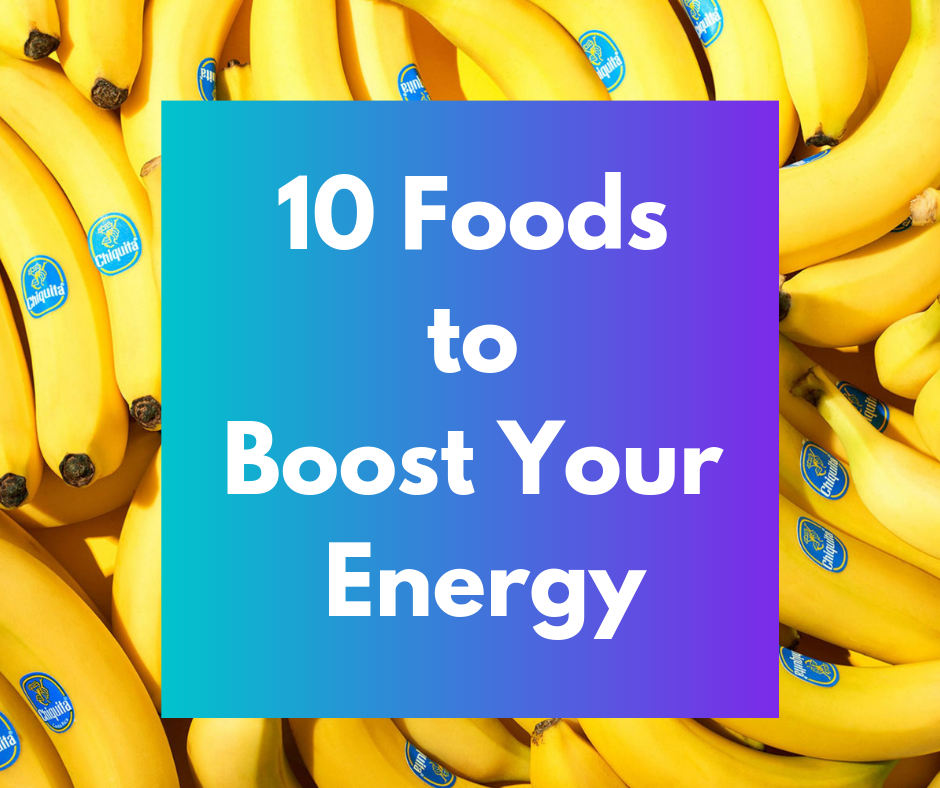 10 Foods to Boost Your Energy thumbnail image