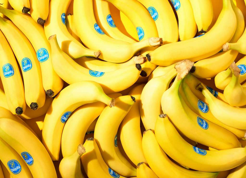 dozens of yellow bananas