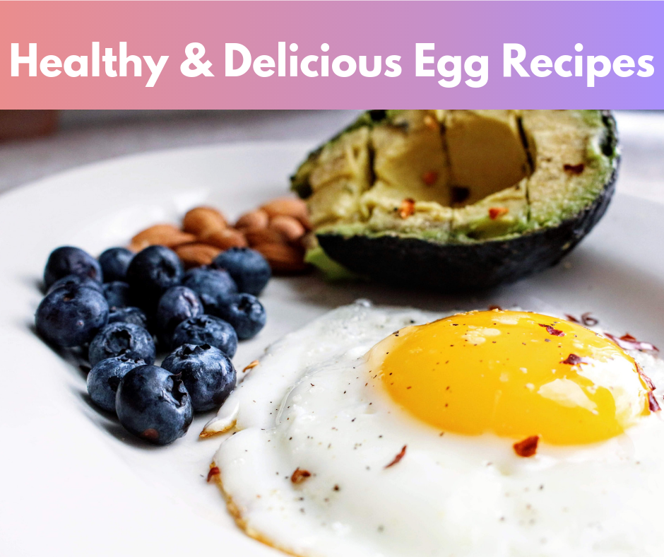 Healthy & Delicious Egg Recipes thumbnail image