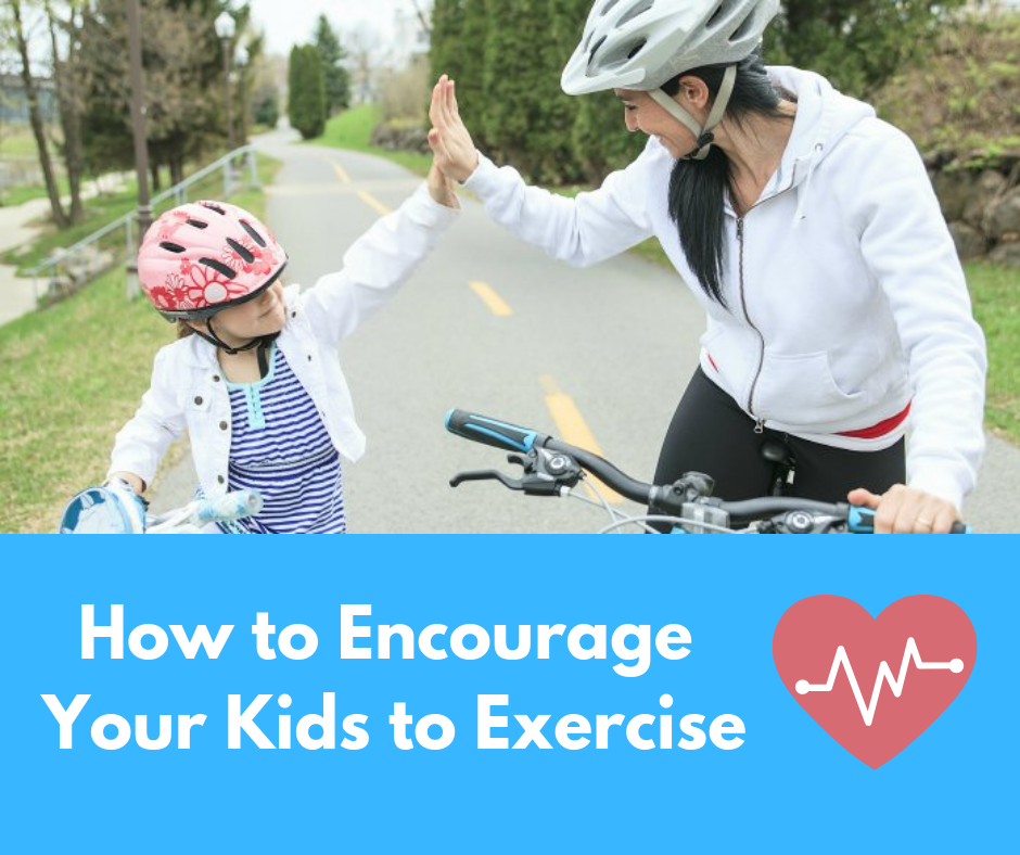 How To Encourage Your Kids to Exercise thumbnail image