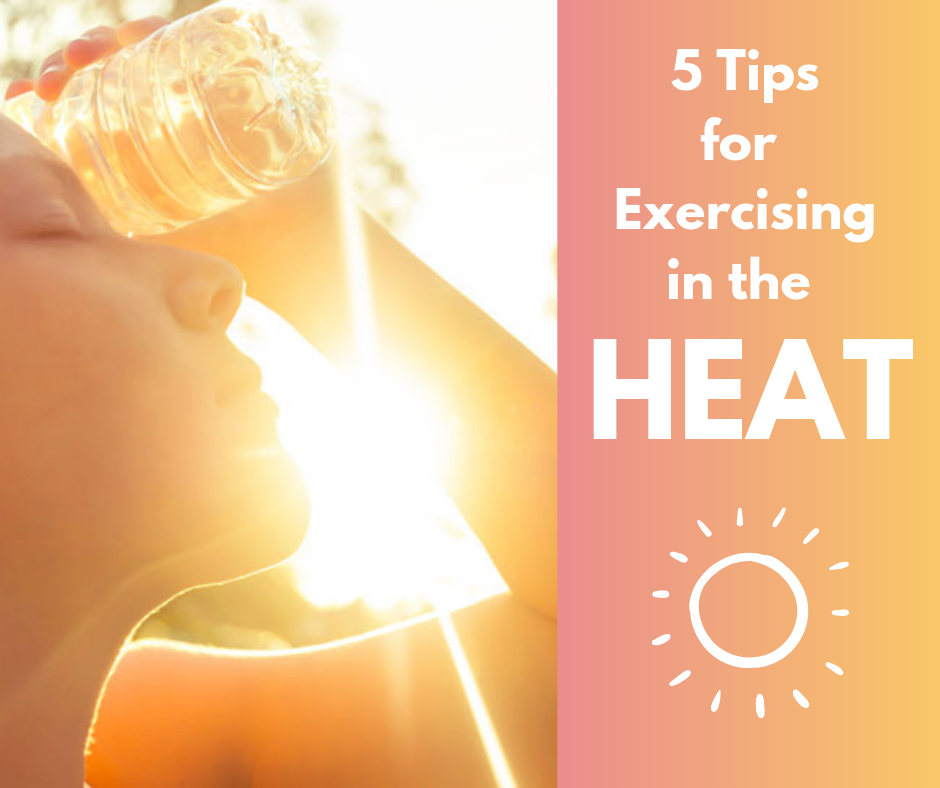 5 Tips for Exercising in the Heat thumbnail image