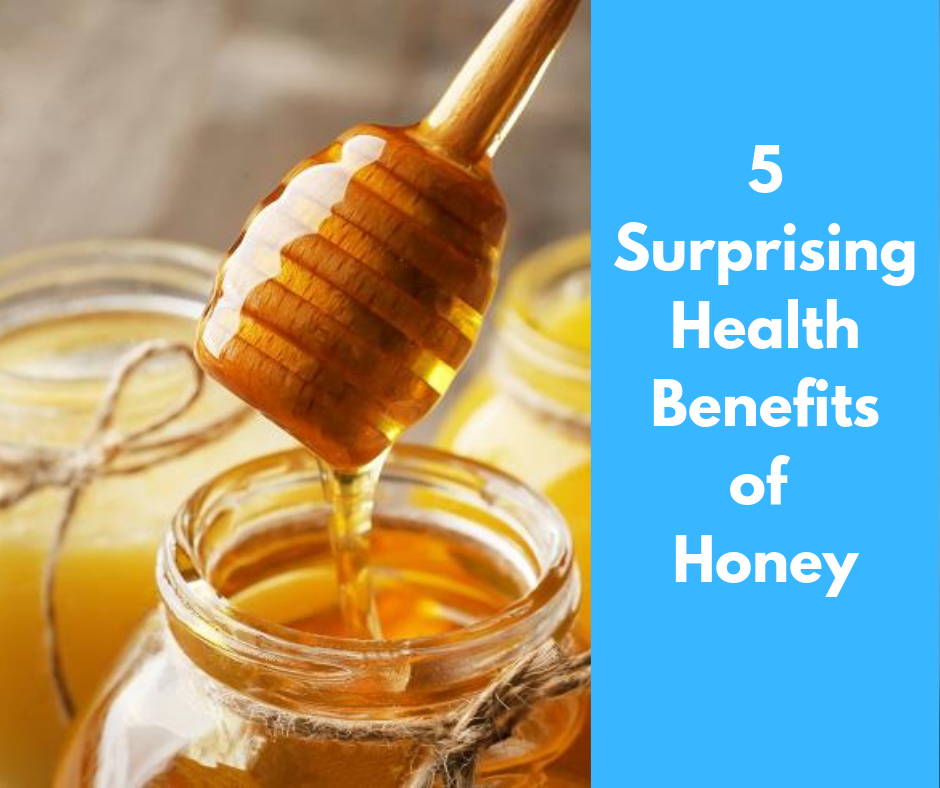5 Surprising Health Benefits of Honey thumbnail image