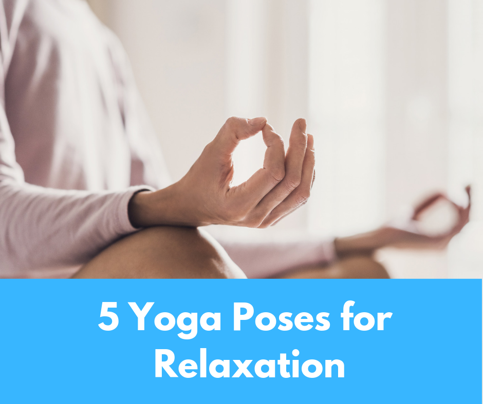 5 Yoga Poses for Relaxation thumbnail image