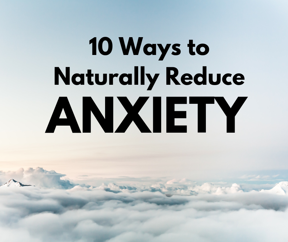 10 Ways to Naturally Reduce Anxiety thumbnail image