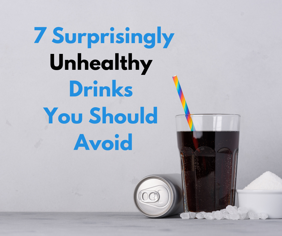 7 Surprisingly Unhealthy Drinks You Should Avoid thumbnail image