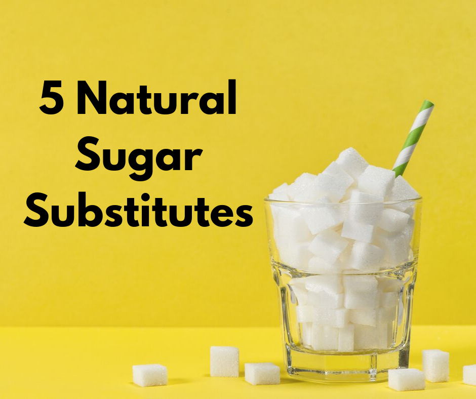 5 Natural and Healthy Sugar Substitutes thumbnail image