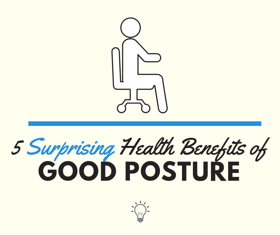 5 Surprising Health Benefits of Good Posture thumbnail image