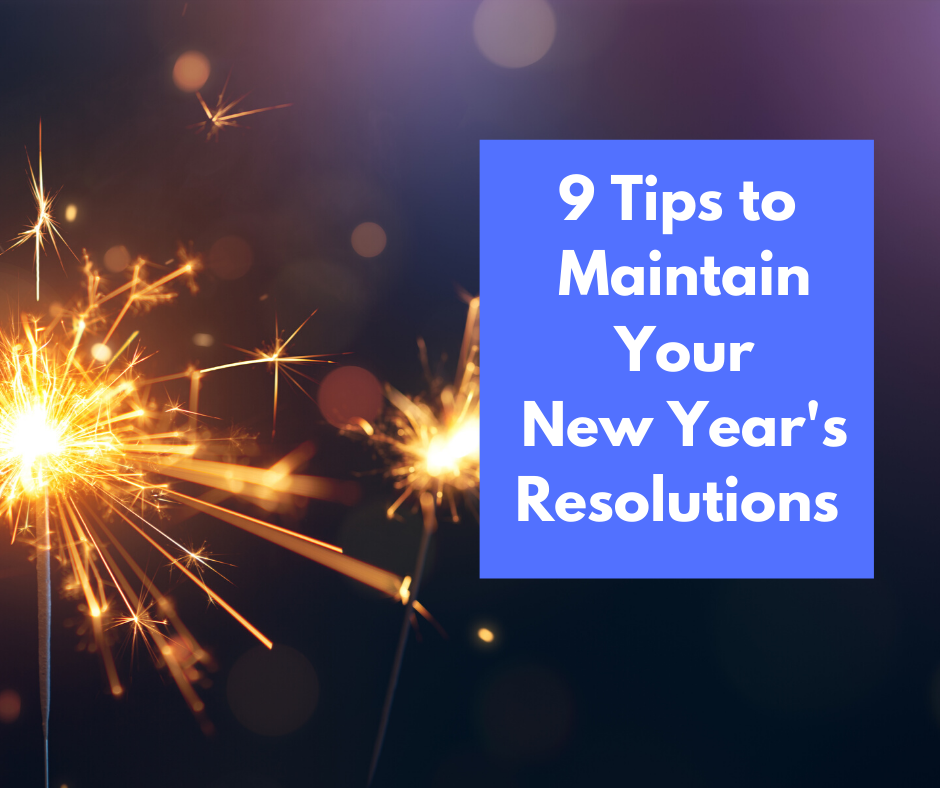 9 Tips to Maintain Your New Year's Resolutions thumbnail image