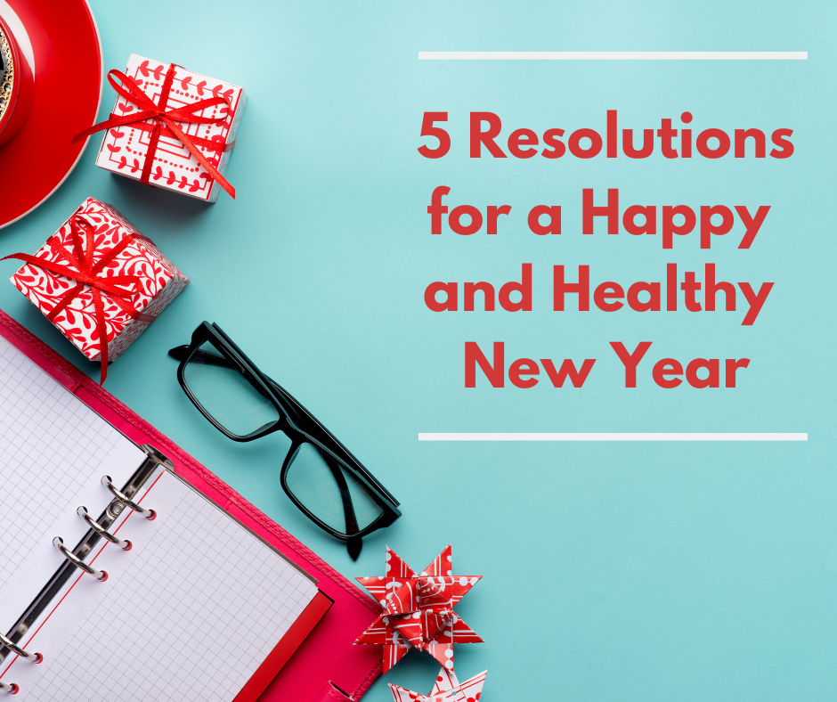 5 Resolutions for a Happy and Healthy New Year thumbnail image