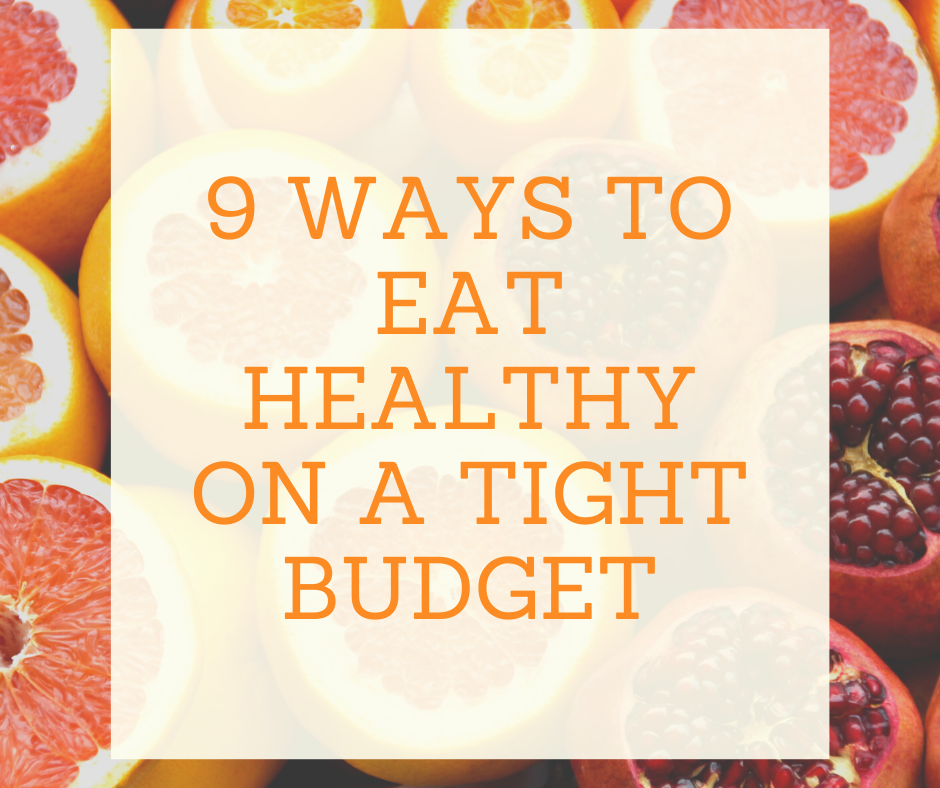 9 Ways to Eat Healthy on a Tight Budget thumbnail image