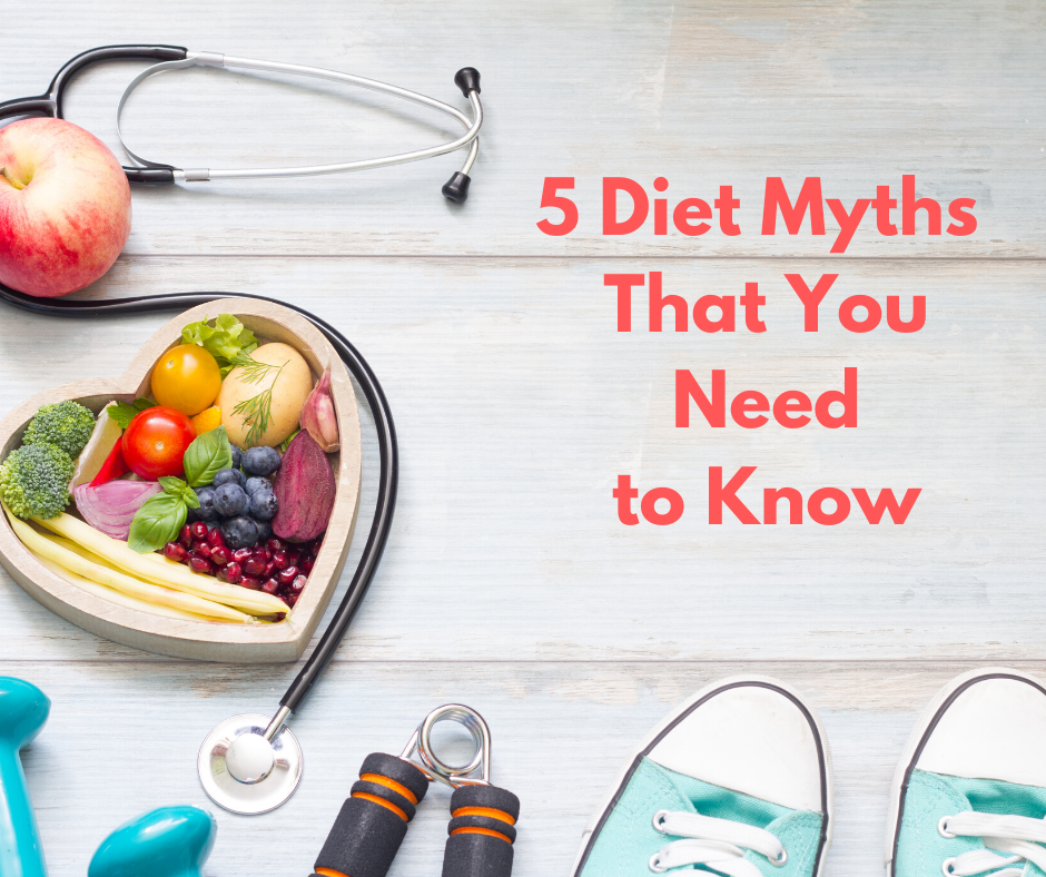 5 Diet Myths That You Need to Know thumbnail image