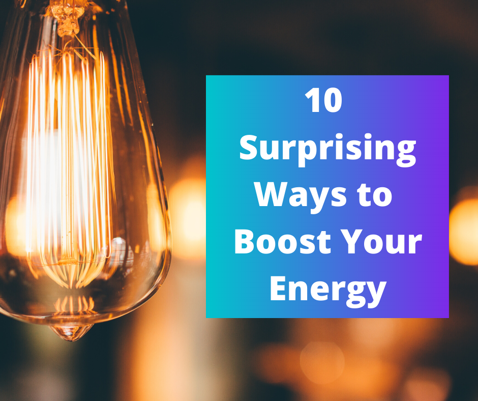 8 Surprising Ways to Boost Your Energy thumbnail image