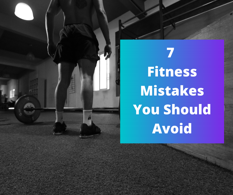 7 Fitness Mistakes You Should Avoid thumbnail image